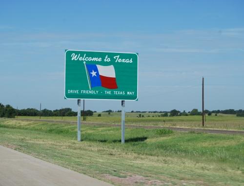 Texas Economic Boom No Secret Even in UK