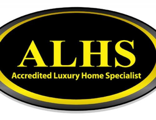 David Hageman Earns National Luxury Home Designation