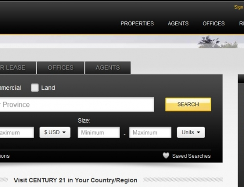 CENTURY 21 Launches New International Property Search